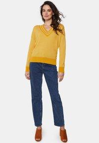 WE Fashion - Pullover - mustard yellow - 1