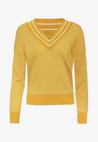 WE Fashion - Pullover - mustard yellow - 4