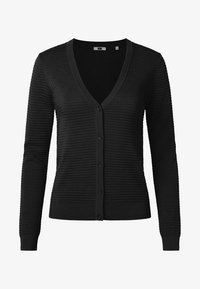 WE Fashion - Cardigan - black - 4