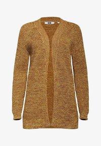 WE Fashion - Cardigan - mustard yellow - 3