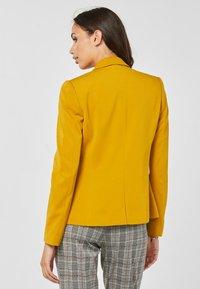 WE Fashion - Blazer - yellow - 2
