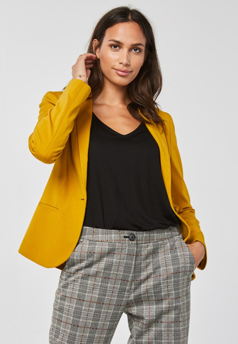 WE Fashion - Blazer - yellow
