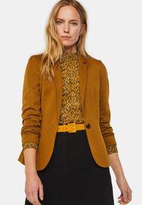 WE Fashion - WE FASHION DAMENBLAZER - Blazer - mustard yellow - 0