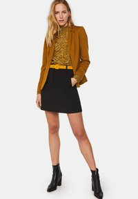 WE Fashion - WE FASHION DAMENBLAZER - Blazer - mustard yellow - 1