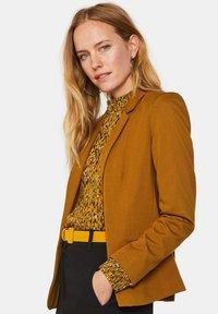 WE Fashion - WE FASHION DAMENBLAZER - Blazer - mustard yellow - 3
