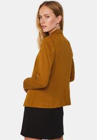 WE Fashion - WE FASHION DAMENBLAZER - Blazer - mustard yellow - 2