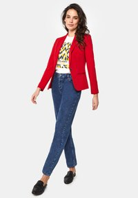 WE Fashion - WE FASHION DAMENBLAZER - Blazer - vintage red - 1
