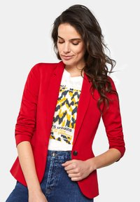 WE Fashion - WE FASHION DAMENBLAZER - Blazer - vintage red - 0