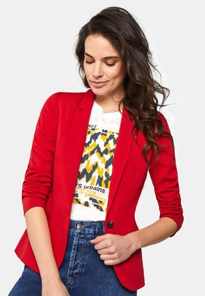 WE FASHION DAMENBLAZER - Blazer - vintage red