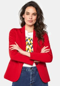WE Fashion - WE FASHION DAMENBLAZER - Blazer - vintage red - 3