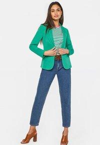 WE Fashion - WE FASHION DAMENBLAZER - Blazer - moss green - 1