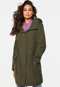 WE Fashion - Parkatakki - army green - 0