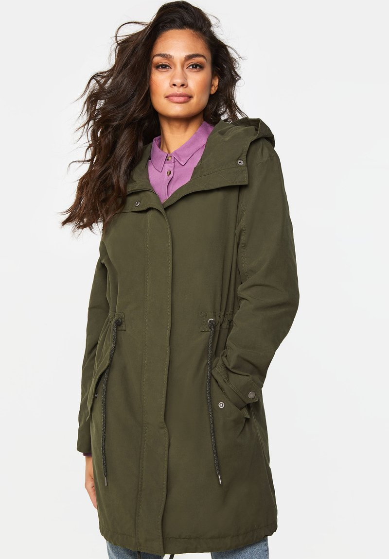 WE Fashion - Parkatakki - army green