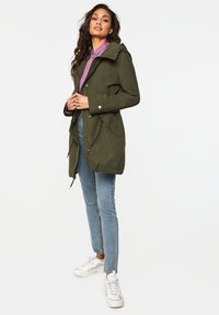 WE Fashion - Parkatakki - army green - 1