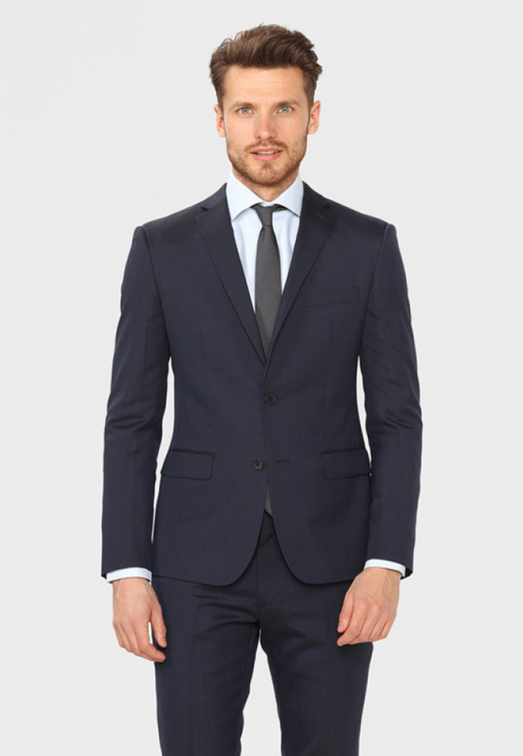 WE Fashion - HERREN  - Blazer jacket - navy blue