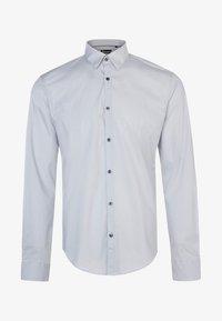 WE Fashion - SLIM FIT STRETCH - Overhemd - light grey - 3