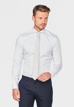 HERREN-SLIM-FIT - Camicia elegante - white