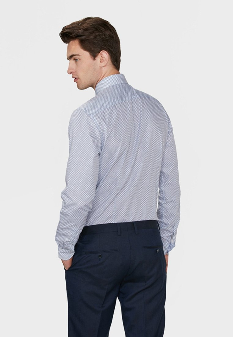 Mit fit herren Blue We MusterChemise Regular Fashion QdxWreBCo