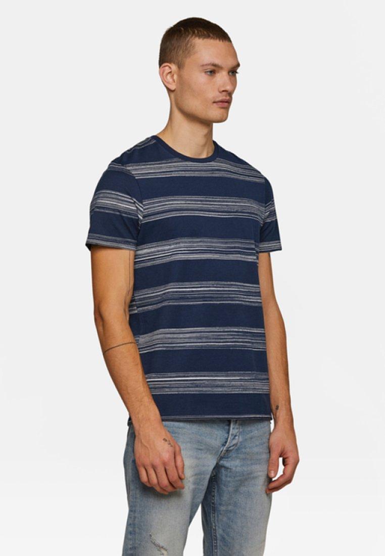 WE Fashion - T-shirt imprimé - blue