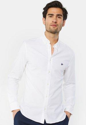HERREN-SLIM-FIT-HEMD - Camicia - white