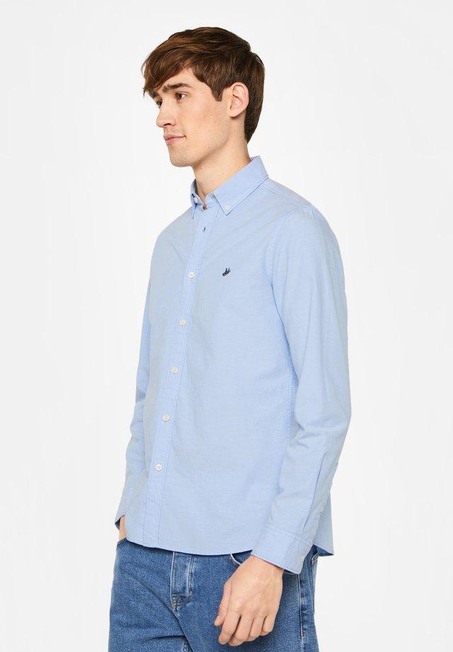 HERREN-SLIM-FIT-HEMD - Koszula - blue