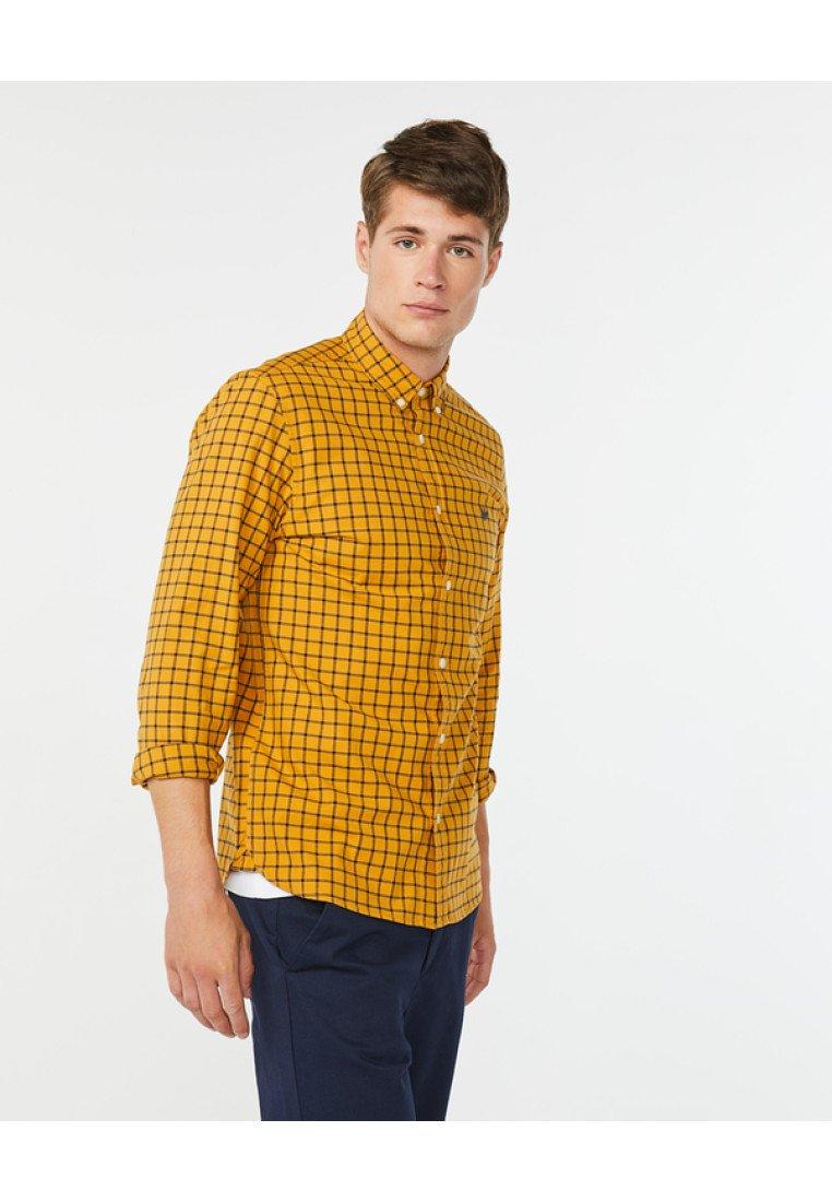 WE Fashion - Chemise - ochre yellow