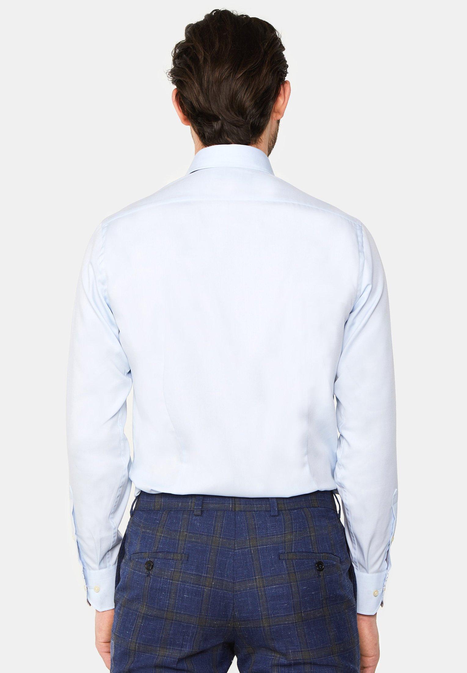 We Fashion Camicia Elegante - Light Blue 9yo9Uai