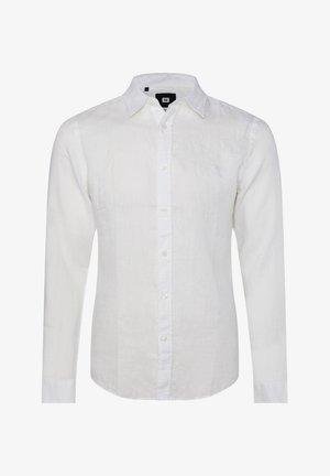 SLIM-FIT - Camicia - white
