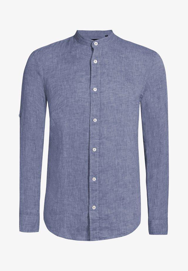 SLIM-FIT - Camicia - greyish blue