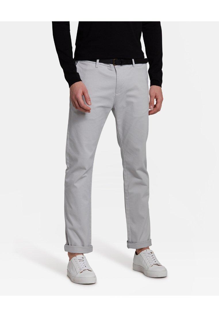 WE Fashion - Chino - light grey