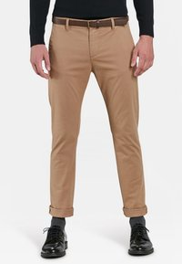 WE Fashion - Chino -  light brown - 0