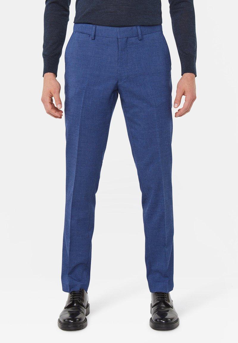 WE Fashion - Stoffhose - navy blue