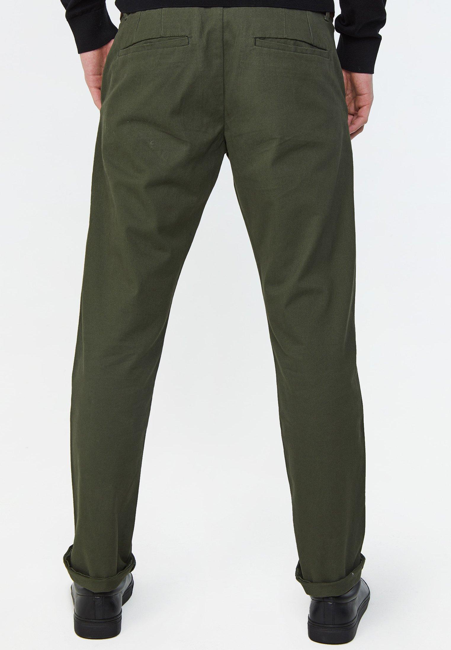 We Fashion Effen - Chino Army Green Black Friday