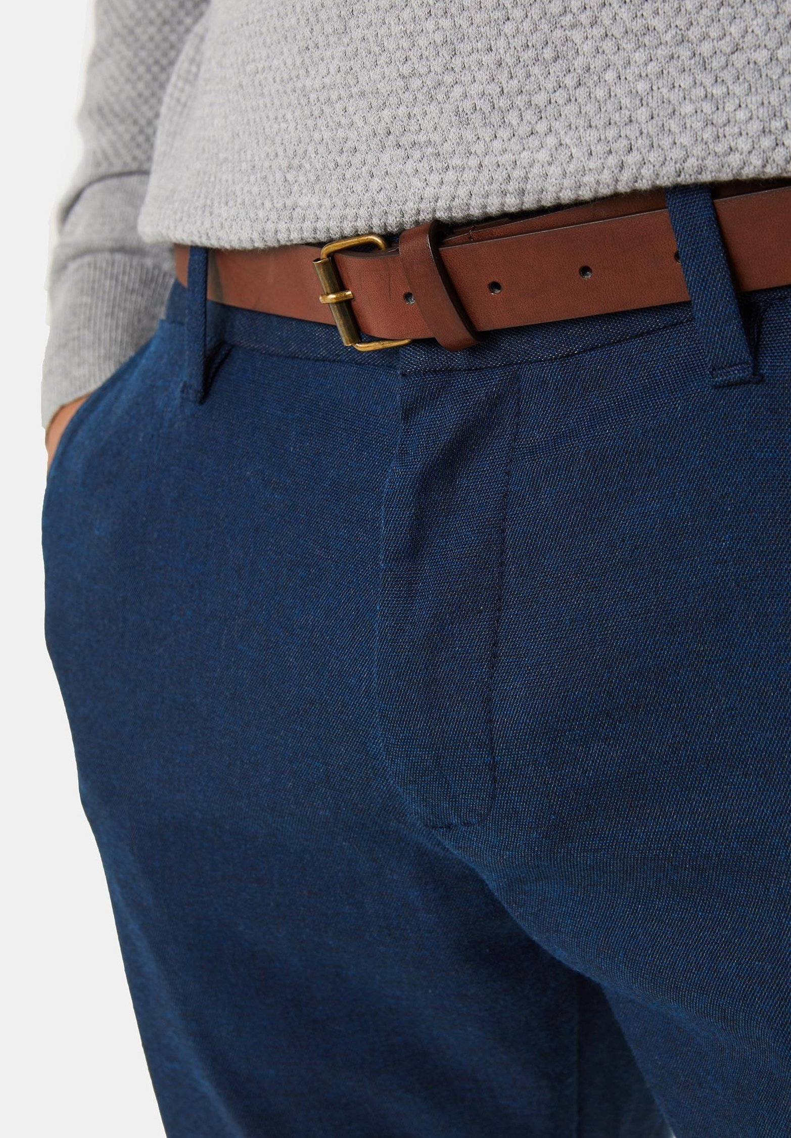 WE Fashion EFFEN - Chino - dark blue