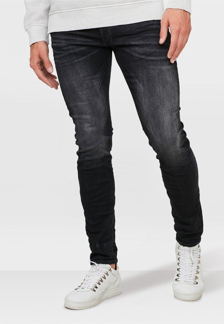 WE Fashion - JIM SKY - Jeans Skinny Fit - black