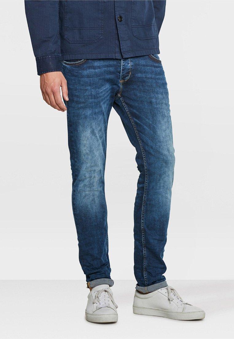 WE Fashion - Slim fit jeans - dark blue
