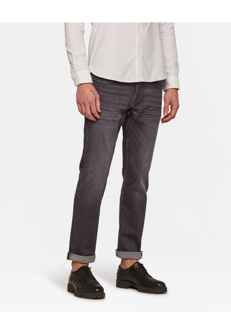 WE Fashion - Straight leg jeans - grey