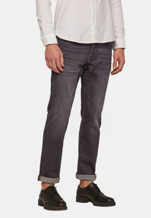 Jeans Straight Leg - grey denim