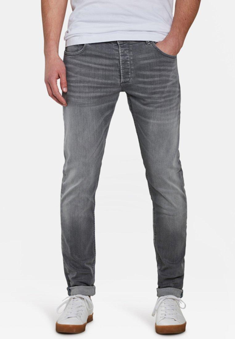 WE Fashion - Slim fit jeans - grey