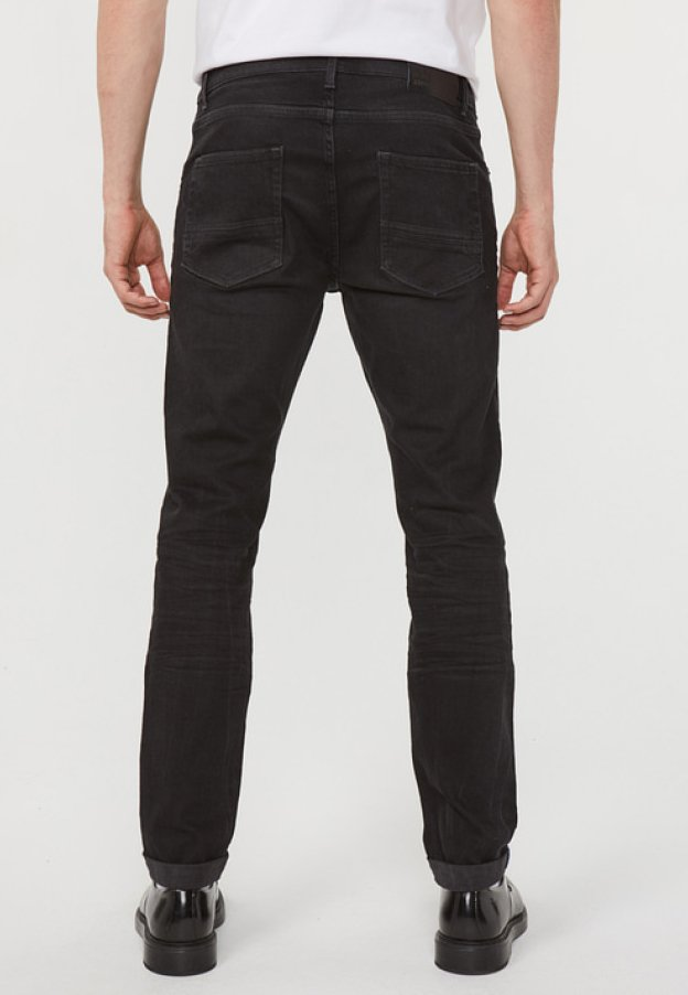 WE Fashion Slim fit jeans - black