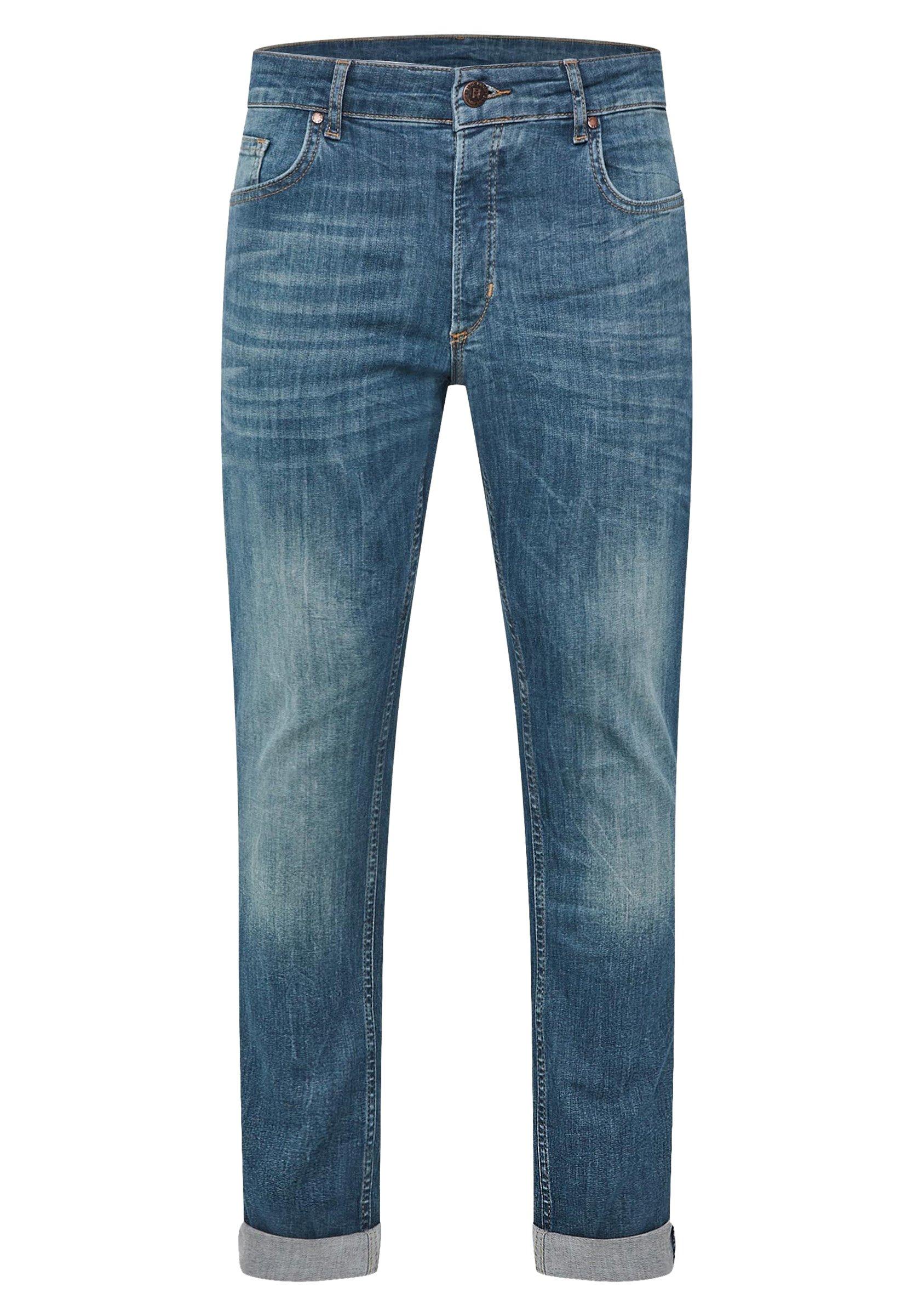 WE Fashion Slim fit jeans - blue