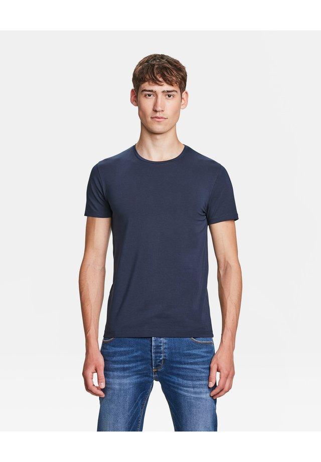 HERREN - T-shirt basic - dark blue