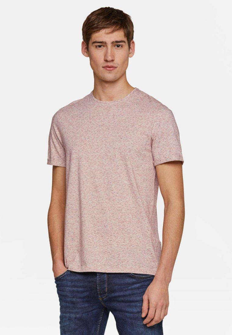 WE Fashion - Print T-shirt - mottled rose
