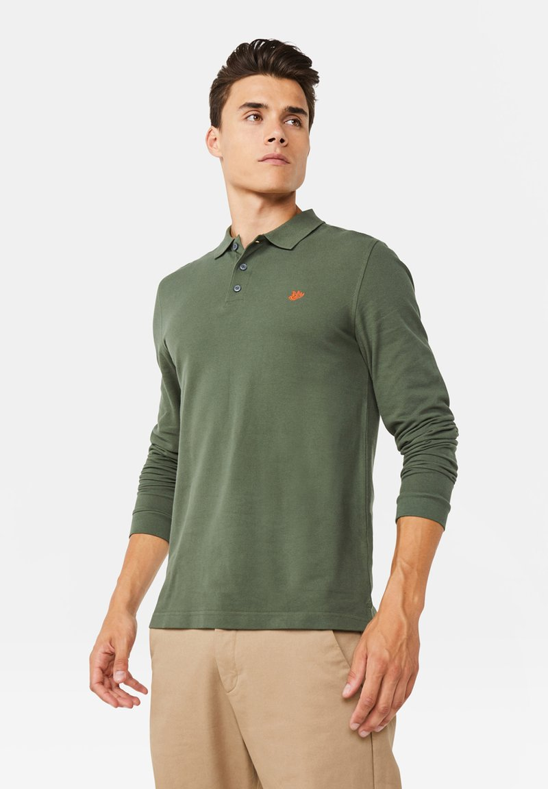 WE Fashion - Poloshirt - army green