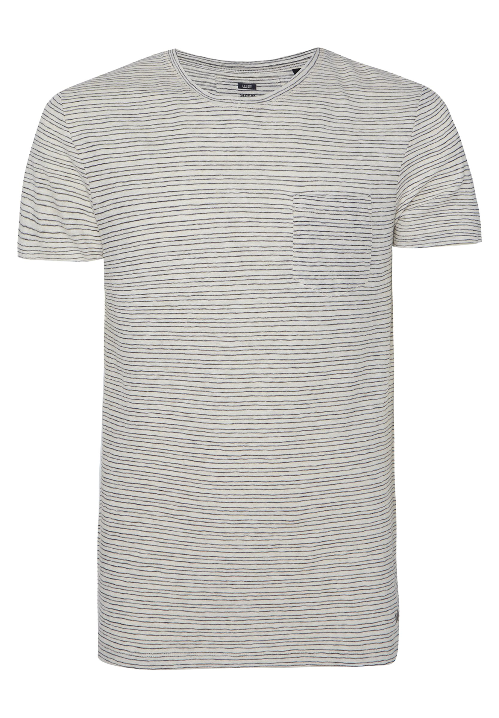 We Fashion T-shirt Con Stampa - Light Grey