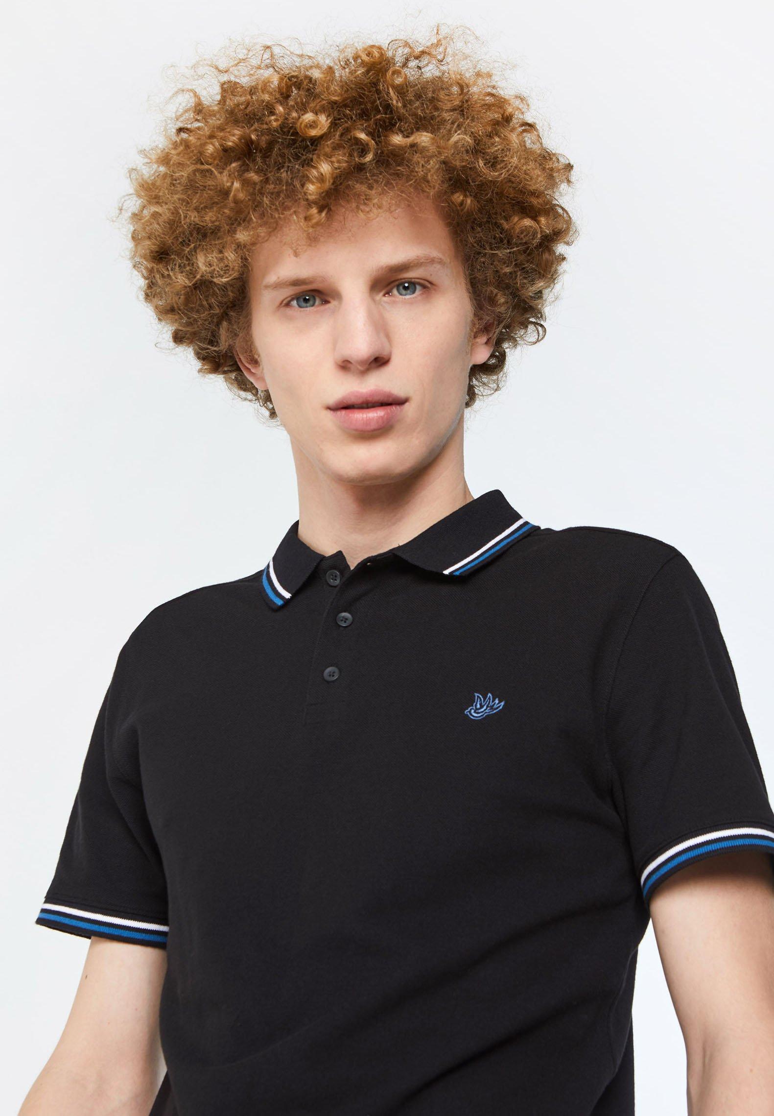 We Fashion Polo - Black