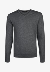 blended dark grey