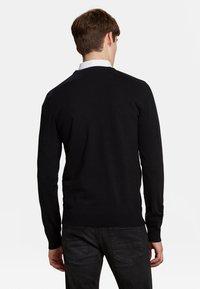 WE Fashion - Strickpullover - black - 2