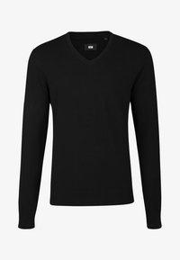 WE Fashion - Strickpullover - black - 3