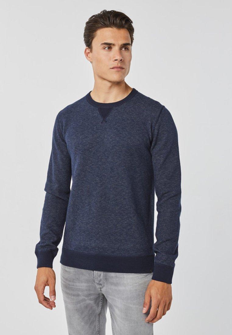 WE Fashion - Jersey de punto - navy blue